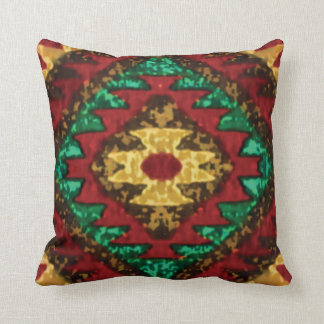 Eight-fold batik style Pillow