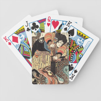 Eight Hundred Heroes of Our Country Bicycle Playing Cards