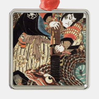 Eight Hundred Heroes of Our Country Metal Ornament