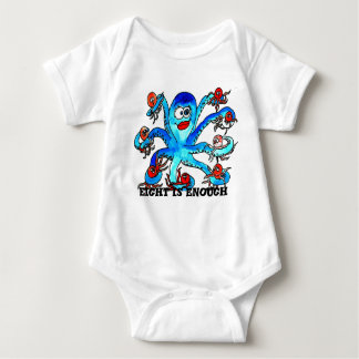 eight is enough baby bodysuit