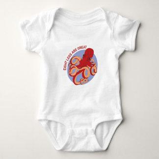 Eight Legs Baby Bodysuit