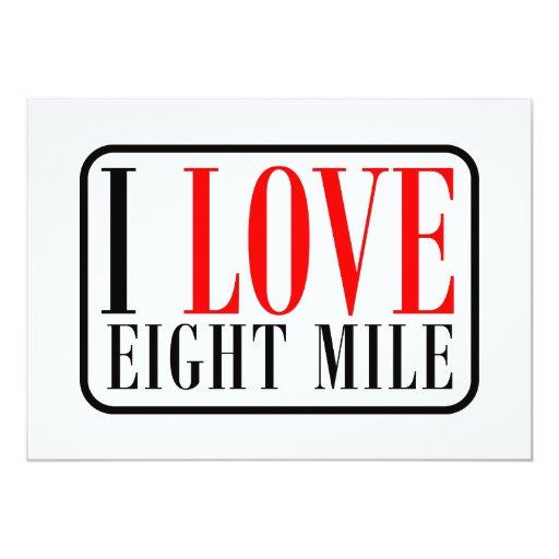 Eight Mile, Alabama Invite