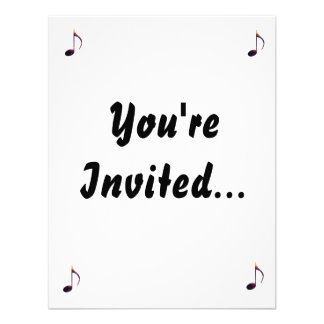 eight note nebula 1 personalized invites
