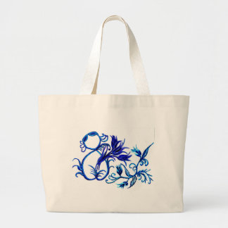 Eight of March Art3 Large Tote Bag