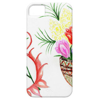 Eight of March Art iPhone SE/5/5s Case