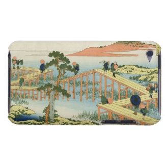 Eight part bridge, province of Mucawa, Japan, c.18 iPod Touch Case-Mate Case