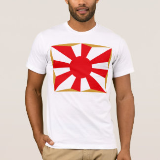 Eight provision Asahi day flags T-Shirt