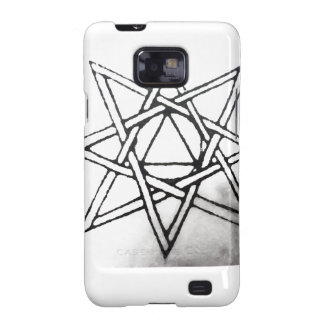 Eight Rayed Star Galaxy SII Cover