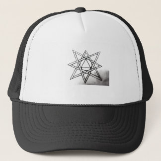 Eight Rayed Star Trucker Hat