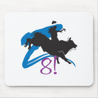 Eight Seconds Mouse Pad