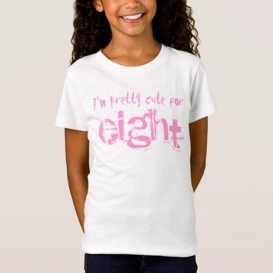 Eight Year Old 8th Birthday Gift V014 T-Shirt