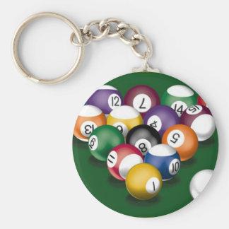 eightball keychain