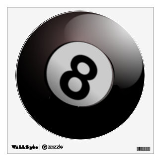 Eightball Room Decal