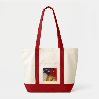 Eightball The Traditional Colours, Tote Bag