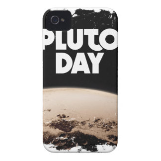 Eighteenth February - Pluto Day - Appreciation Day iPhone 4 Case
