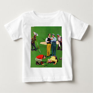Eighteenth Hole Baby T-Shirt