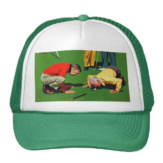 Eighteenth Hole Hats