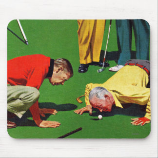 Eighteenth Hole Mouse Pad