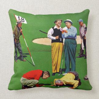 Eighteenth Hole Pillows
