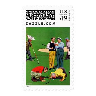 Eighteenth Hole Postage