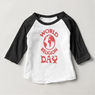 Eighteenth January - World Religion Day Baby T-Shirt