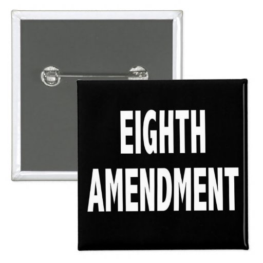 the importance of the eighth amendment Eighth amendment cases seek to divine what chief justice earl warren  first,  current medical standards, while important, often change and.