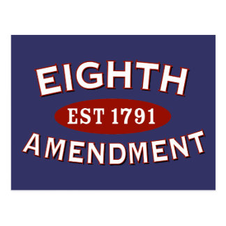 Eighth Amendment Gifts on Zazzle