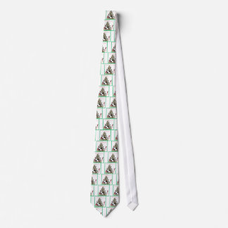 Eighth Day of Christmas Tie