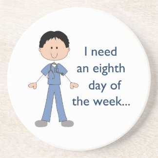 EIGHTH DAY OF THE WEEK COASTERS