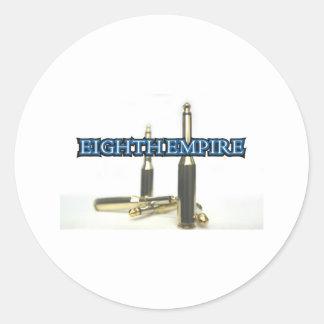 Eighth Empire Band logo Classic Round Sticker