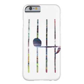 Eighth Note Barely There iPhone 6 Case