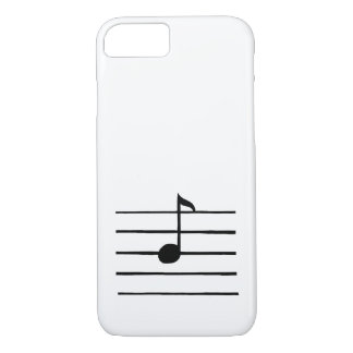 Eighth Note iPhone 8/7 Case
