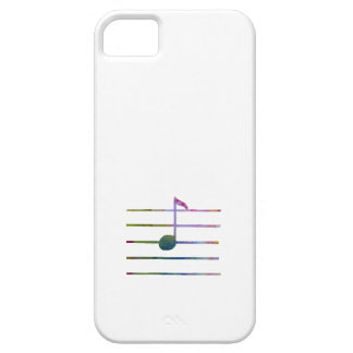 Eighth Note iPhone SE/5/5s Case