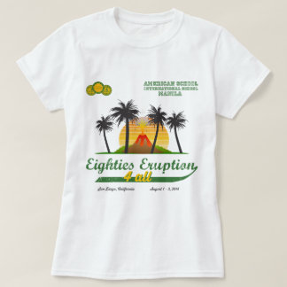 Eighties Eruption 4 All T-Shirt