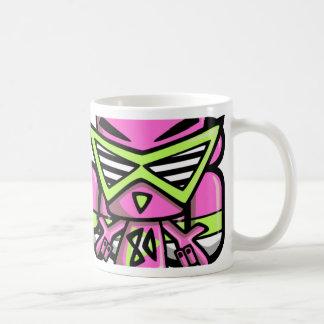 Eighties Mascot Coffee Mugs
