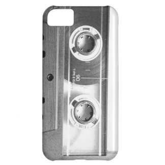 Eighties throwback, cassette tape digital art. iPhone 5C cover