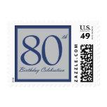Eighty Navy Stamp