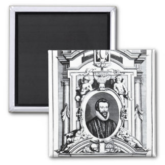 'Eighty Sermons Preached by that Learned 2 Inch Square Magnet