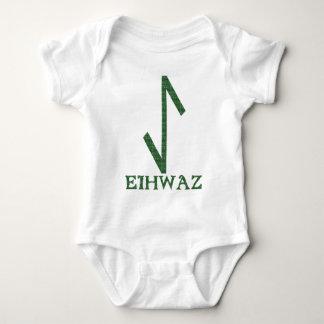 Eihwaz Baby Bodysuit