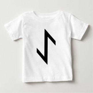 EIHWAZ RUNE BABY T-Shirt