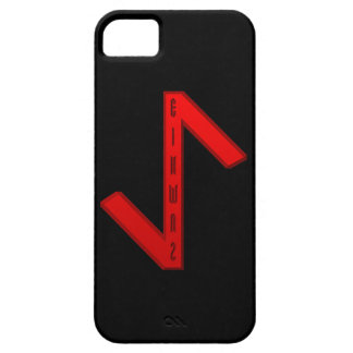 Eihwaz Rune red iPhone SE/5/5s Case