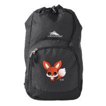 Eiichi the fox high sierra backpack