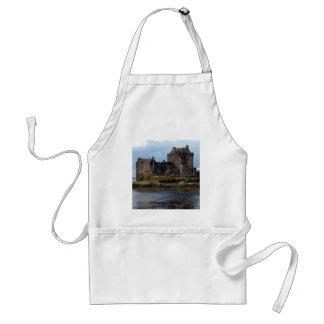 Eilean Donan Castle Adult Apron
