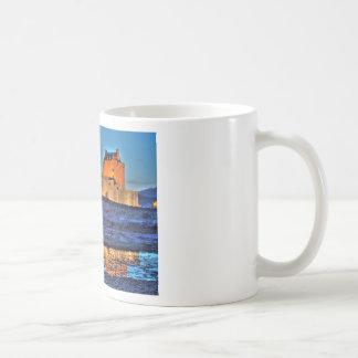 Eilean Donan Castle at night Coffee Mug