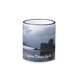 Eilean Donan Castle by Koobear Ringer Mug