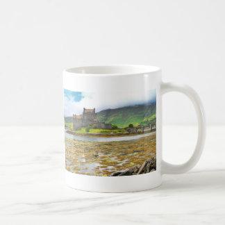 Eilean Donan Castle colour Coffee Mug