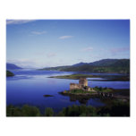 Eilean Donan Castle, Dornie, Highlands, Posters