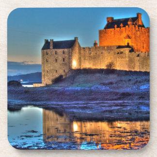 Eilean Donan Castle HDR Coasters