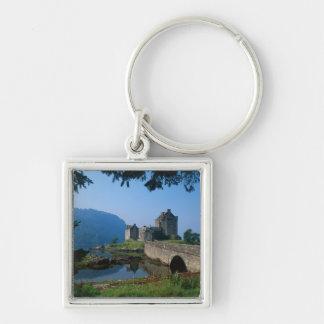 Eilean Donan Castle, Highlands, Scotland 2 Keychain