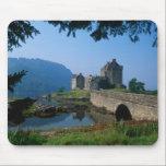 """Eilean Donan Castle, Highlands, Scotland 2 Mouse Pad<br><div class=""""desc"""">Eilean Donan Castle,  Highlands,  Scotland � Paul Thompson / DanitaDelimont.com</div>"""